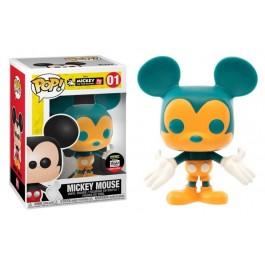 Funko Mickey Mouse Orange & Teal