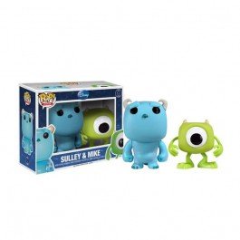 Funko Mini Sulley & Mike