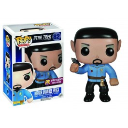 Funko Mirror Universe Spock Exclusive