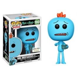 Funko Mr. Meeseeks with Meeseeks Box