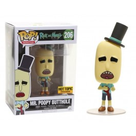 Funko Mr. Poopy Butthole Gunshot