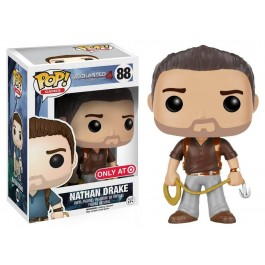 Funko Nathan Drake Brown Shirt