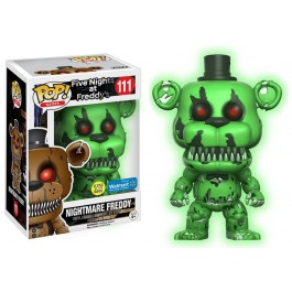 Funko Nightmare Freddy GITD
