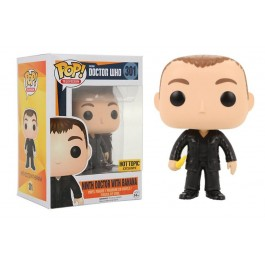 Funko Ninth Doctor Banana Prerelease