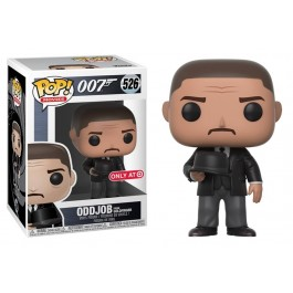 Funko Oddjob from Goldfinger Hat