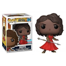 Funko Okoye Red Dress