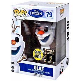 Funko Olaf Glow in the Dark Exclusive