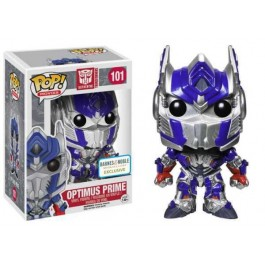 Funko Optimus Prime Metallic Exclusive