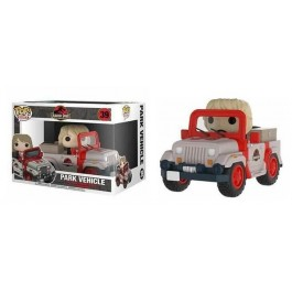 Funko Park Vehicle