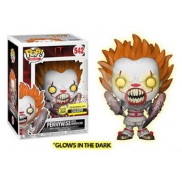 Funko Pennywise with Spider Legs GITD