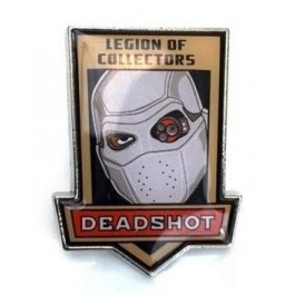 Funko Pin Deadshot Exclusive