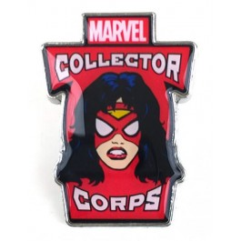 Funko Pin Spider-Woman Exclusive