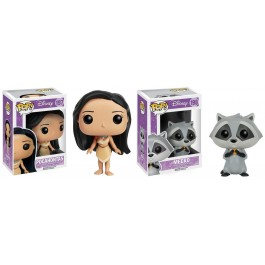 Funko Pocahontas & Meeko