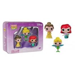 Funko Pocket Belle, Tinker & Ariel