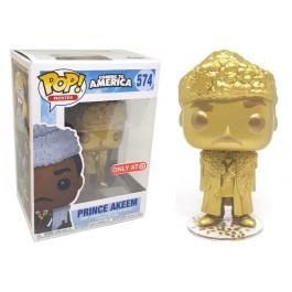 Funko Prince Akeem Gold