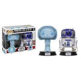 Funko Princess Leia & R2-D2