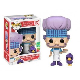 Funko Purple Pieman & Berry Bird