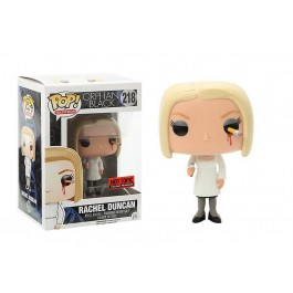 Funko Rachel Duncan with Pencil Prerelease