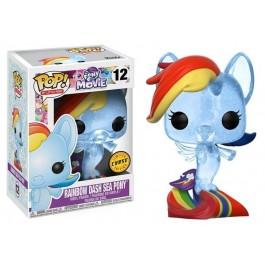 Funko Rainbow Dash Sea Pony Chase