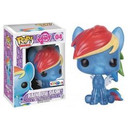 Funko Rainbow Dash Glitter
