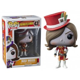 Funko Red Mad Moxxi