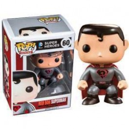 Funko Red Son Superman