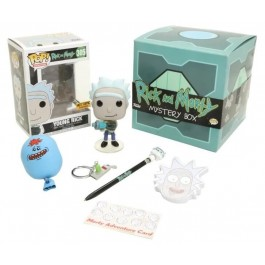 Funko Rick and Morty Mystery Box