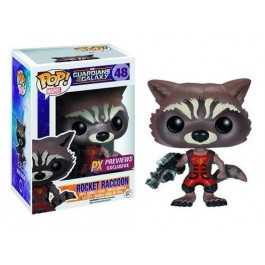 Funko Rocket Raccoon Ravagers