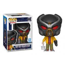 Funko Rory with Predator Mask