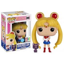 Funko Sailor Moon & Luna Glitter