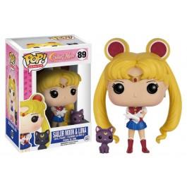 Funko Sailor Moon & Luna