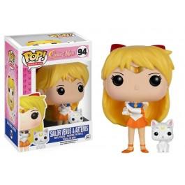 Funko Sailor Venus & Artemis