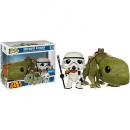 Funko Sandtrooper & Dewback Exclusive