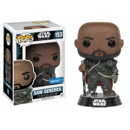 Funko Saw Gerrera Exclusive