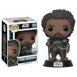 Funko Saw Gerrera with Hair