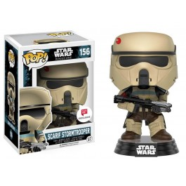 Funko Scarif Stormtrooper Squad Leader