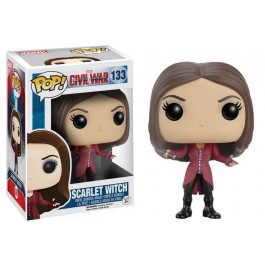 Funko CW Scarlet Witch