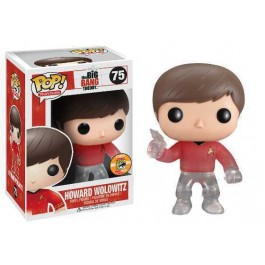 Funko Howard Wolowitz Star Trek