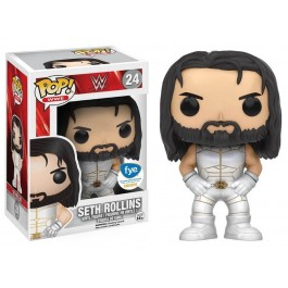 Funko Seth Rollins Exclusive