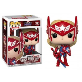 Funko Sharon Rogers as Captain America