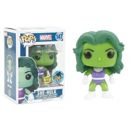 Funko She-Hulk GITD Exclusive