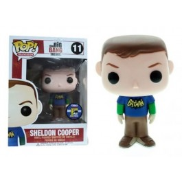 Funko Sheldon Cooper Batman Shirt