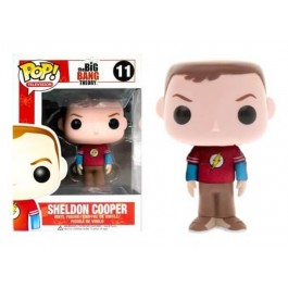 Funko Sheldon Cooper Flash Shirt