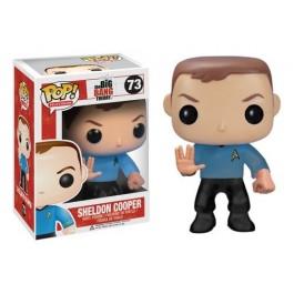 Funko Sheldon Cooper Star Trek