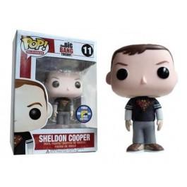 Funko Sheldon Cooper Superman Shirt