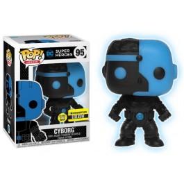 Funko Silhouette Cyborg