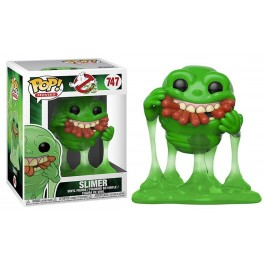 Funko Slimer with Hot Dogs