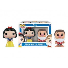 Funko Mini Snow White & Grumpy