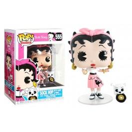 Funko Sock Hop Betty Boop & Pudgy