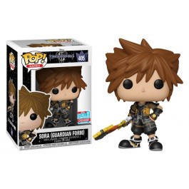 Funko Sora Guardian Form